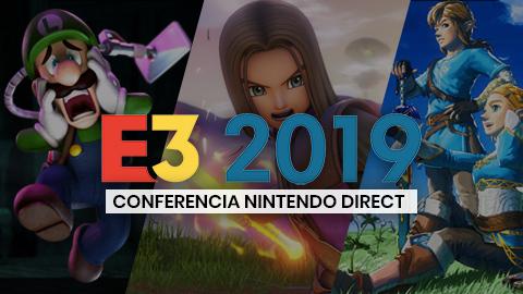 E3 2019: Resumen de todas las novedades de Nintendo en el Nintendo Direct