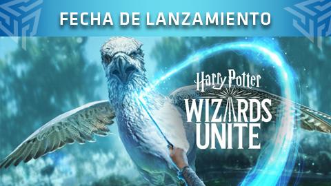 Harry Potter: Wizards Unite anuncia su fecha de lanzamiento