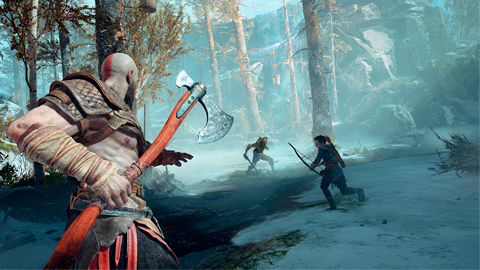 PlayStation regala avatares de God of War a los que logren el platino
