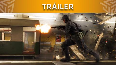 """DICE muestra el tráiler de su Capítulo 4: """"Contra todo pronóstico"""" de Battlefield V"""