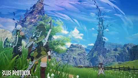 Blue Protocol: El RPG online de Bandai Namco que llegará a PC
