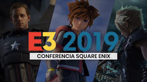 E3 2019: Resumen de la conferencia de Square Enix