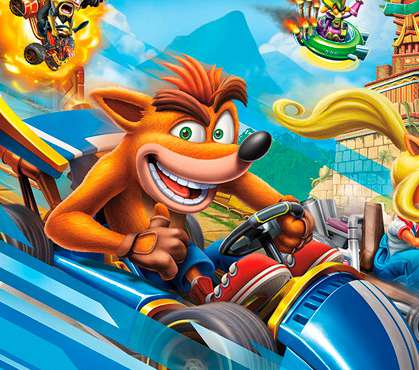 Análisis de Crash Team Racing Nitro Fueled para Nintendo Switch