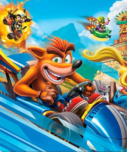Análisis de Crash Team Racing Nitro Fueled para Nintendo Switch