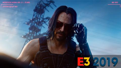 XBOX E3: Microsoft presenta un nuevo tráiler de Cyberpunk 2077