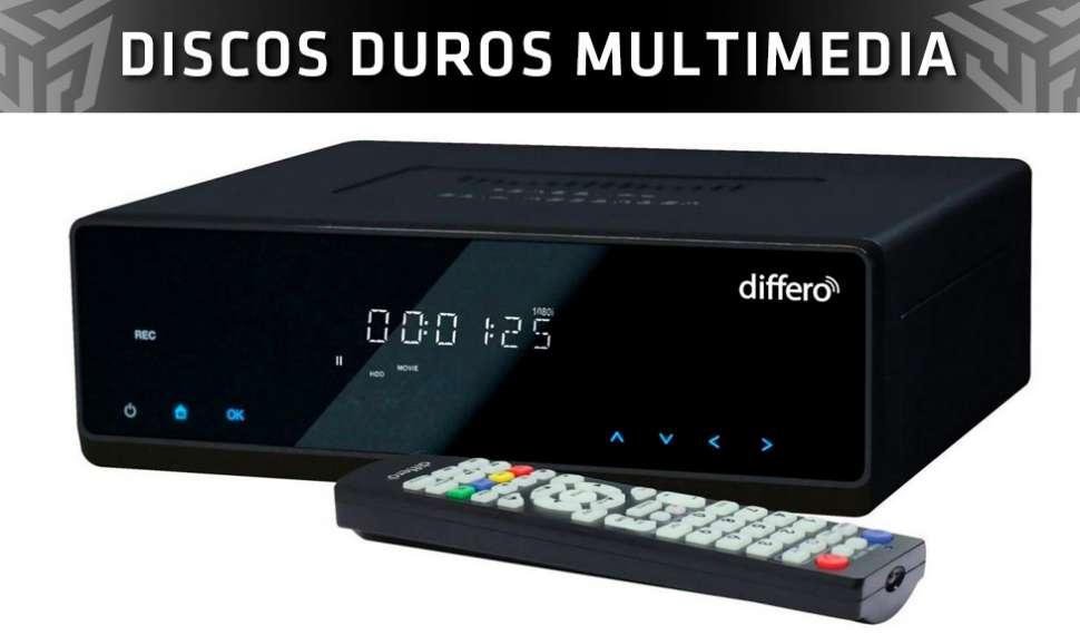 Estos son los Discos Duros Multimedia que deberías tener en casa