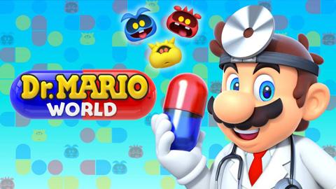 Dr. Mario World llegará a nuestros dispositivos móviles en julio