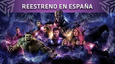 ¡El reestreno de Avengers: Endgame llegará finalmente a España!