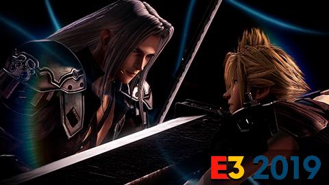 Square Enix E3: Toda la información de Final Fantasy VII Remake, VIII y más