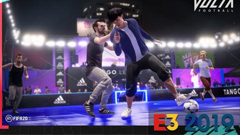 EA PLAY 2019: Primer Tráiler y Fecha de Lanzamiento de FIFA 20