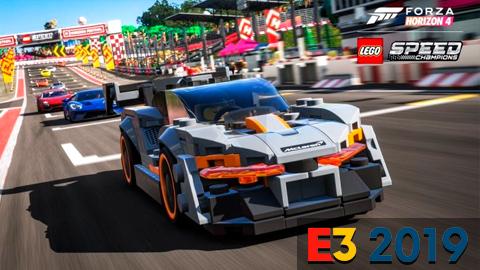 XBOX E3: Forza Horizon 4 presenta una nueva expansión en colaboración con Lego