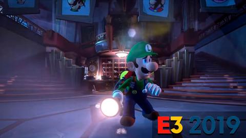 Nintendo E3: Así es el nuevo gameplay de Luigi's Mansion 3 presentado en el E3 2019