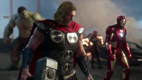 Marvel's Avengers no cambiará el diseño de sus personajes pese a las críticas