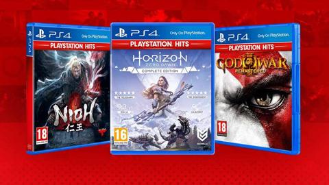 PlayStation Hits presenta una nueva oleada de videojuegos