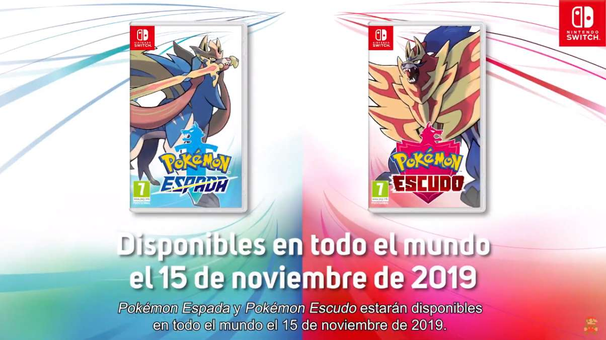 pokemon direct espada escudo