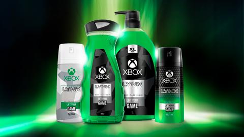 Microsoft presenta una gama de productos de higiene corporal inspirada en Xbox
