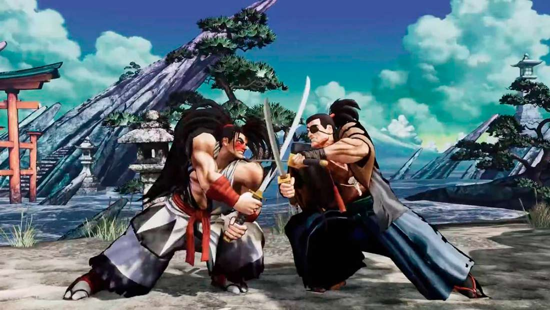 samurai shodown google stadia