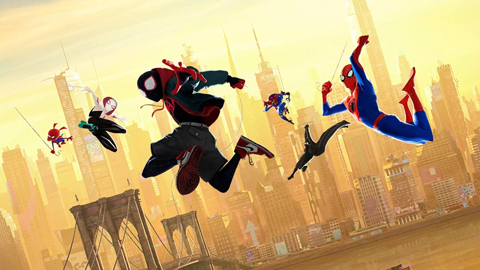 La secuela de Spider-Man: Un nuevo universo ya es una realidad