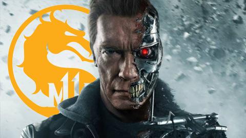 Terminator podría llegar como luchador invitado a Mortal Kombat 11