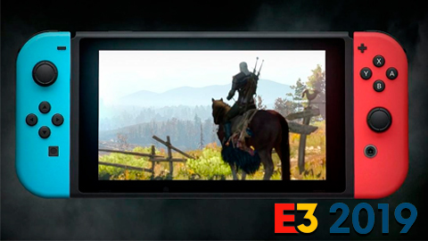 Nintendo E3: Anunciado The Witcher 3 para Nintendo Switch