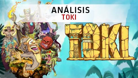 Análisis de Toki – Un remake muy loco y lleno de nostalgia