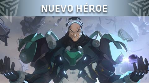 Overwatch presenta el tráiler de orígenes e historia del nuevo héroe Sigma