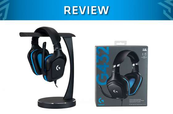 Review Auriculares Gaming Logitech G432