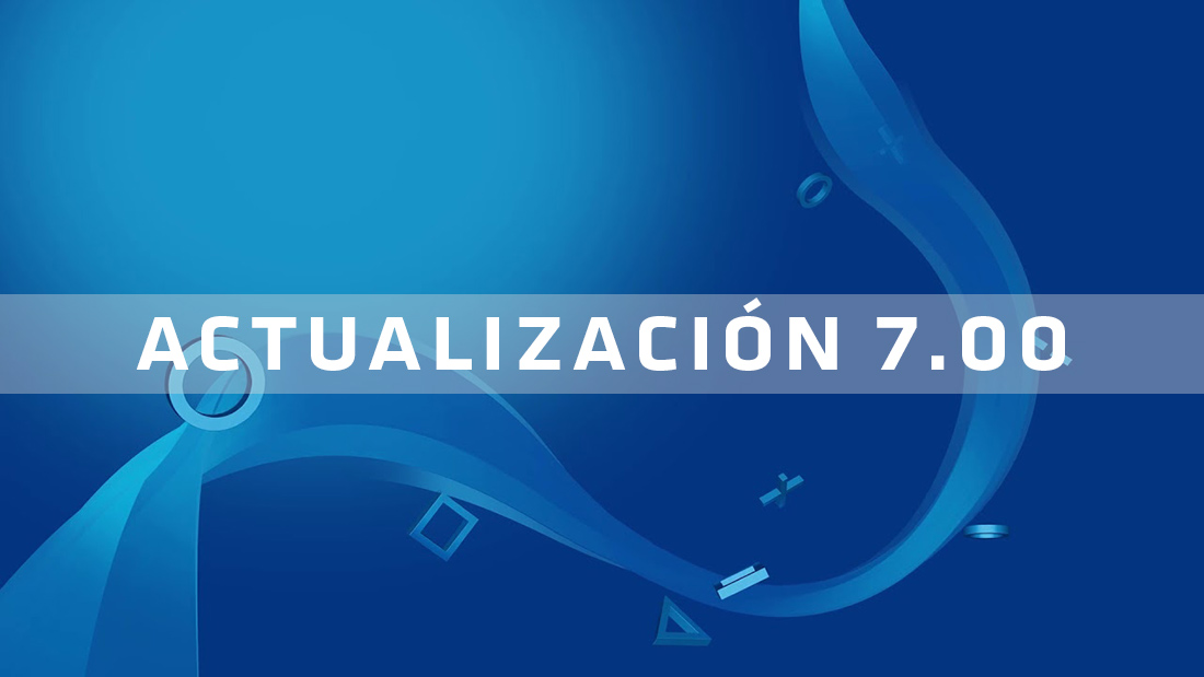 actualizacion playstation