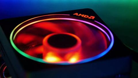 Razer y AMD presentan el nuevo ventilador Wraith Prism con iluminación RGB LED