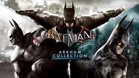 Batman Arkham Collection aparece en el listado de Amazon