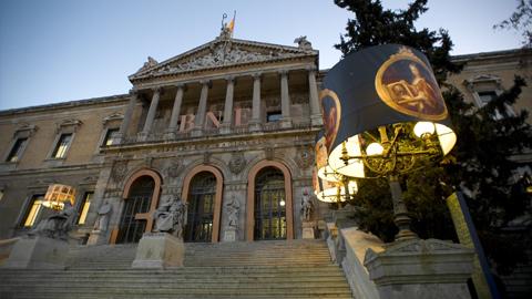 La Biblioteca Nacional de España tiene planeado conservar videojuegos