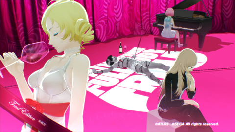 Ya disponible la demo de Catherine: Full Body para PlayStation 4