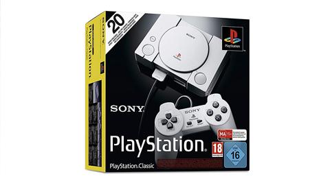 PlayStation Classic vuelve a bajar su precio