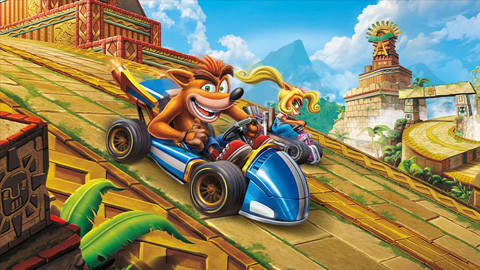 ¡Ya está aquí el primer Gran Premio de Crash Team Racing Nitro-Fueled!