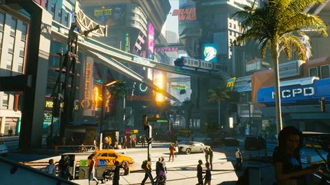 CD Projekt RED tardó años en definir cómo sería la ambientación de Cyberpunk 2077