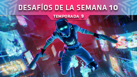 Desafíos de la Semana 10 de Fortnite: Battle Royale (Temporada 9)