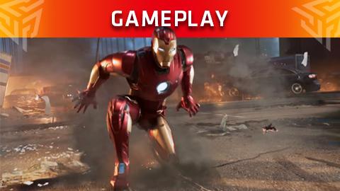 Nueva información sobre Marvel's Avengers: Gameplay filtrado y edición coleccionista