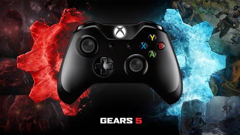 Gears 5 contará con un espectacular mando personalizado de Xbox One