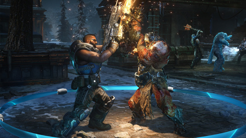 Gears 5 muestra los requisitos mínimos y recomendados para la beta en PC