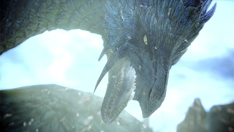 El nuevo tráiler Monster Hunter World muestra detalles sobre la expansión Iceborne