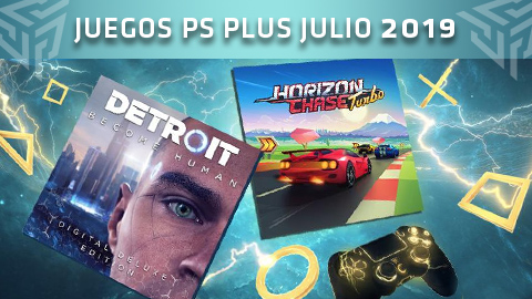 Juegos PlayStation Plus: julio de 2019