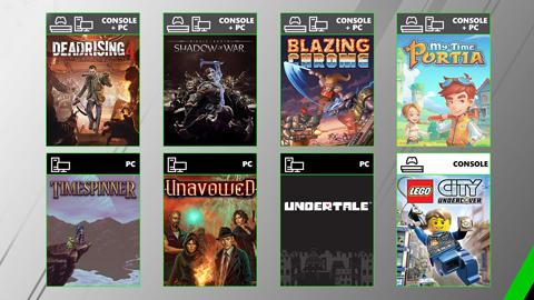 Estos son los nuevos videojuegos que llegarán a Xbox Game Pass en PC y consola