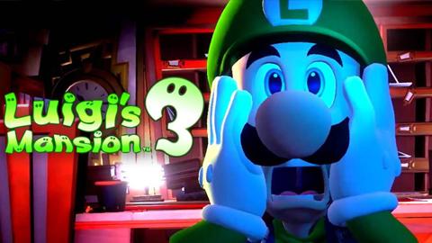 Luigi's Mansion 3 llegará a Nintendo Switch el 31 de octubre de 2019