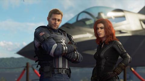 "Marvel's Avengers muestra detalles de su ""contenido endgame"""