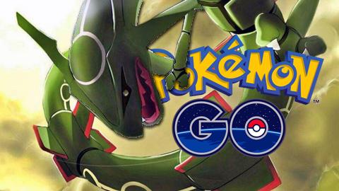Rayquaza llegará a Pokémon GO durante el mes de agosto