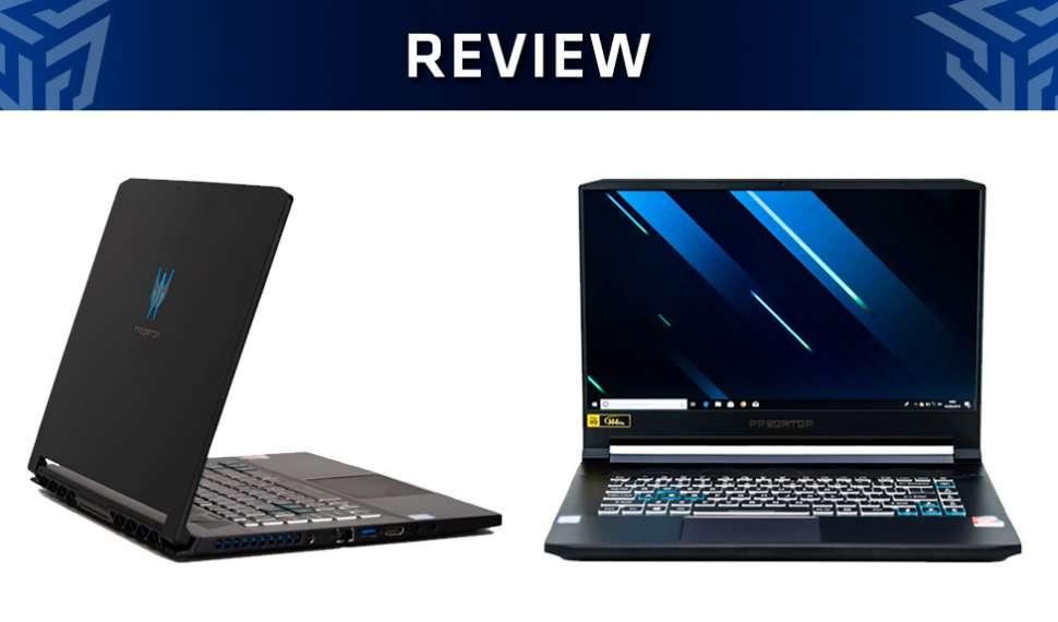 Review Acer Predator Triton 500 – Un cambio necesario