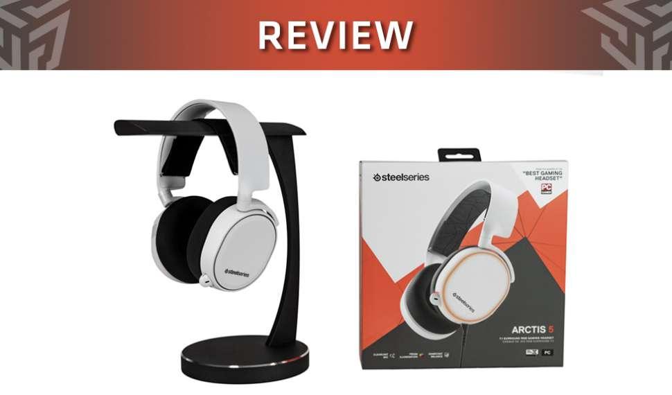 Review SteelSeries Arctis 5 – ¿Merecen la pena por su precio?