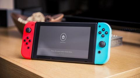Nintendo lanza una nueva actualización que lleva a Nintendo Switch a su versión 10.1.0