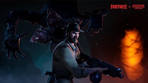 Las nuevas skins de Stranger Things ya están disponibles en Fortnite