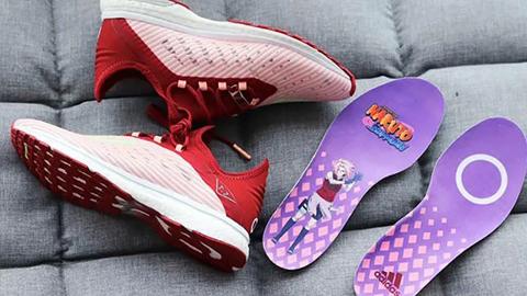 Adidas presenta sus nuevas zapatillas de Naruto